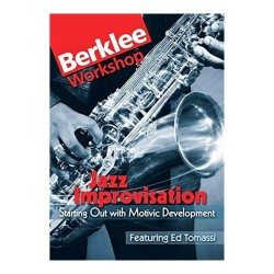 Beginning Improvisation - DVD Hal Leonard 50448014 Джазові імпровізації